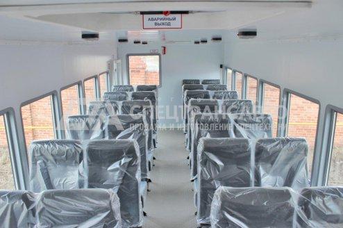 Фото: Вахтовый автобус Камаз 43118-50 (28 мест)