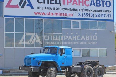 Фото: Седельный тягач Урал 44202-60Е5