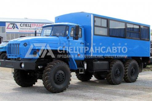 Вахтовый Автобус Урал 32551-0013-61М