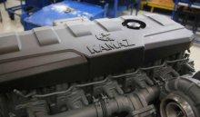 Новая линия покраски двигателей КАМАЗ