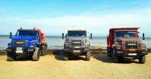 Автозавод «Урал» провел презентации автомобилей на Дальнем Востоке