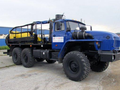 АДПМ 12/150 на шасси Урал 4320-61
