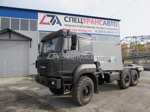 Шасси Урал 4320-80Е5
