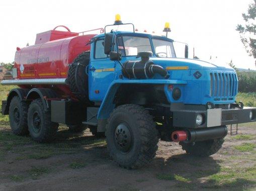 АТЗ-10 на шасси Урал 4320-60Е5