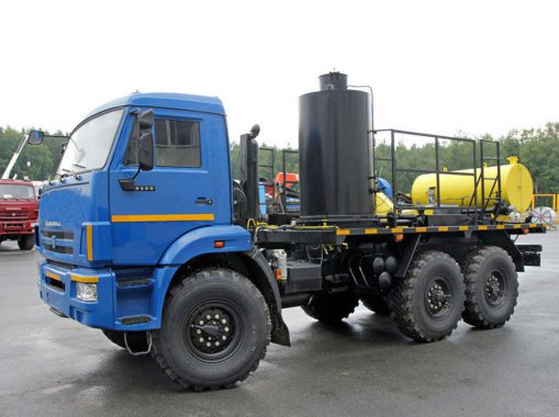 АДПМ 12/150 КАМАЗ 5350-42