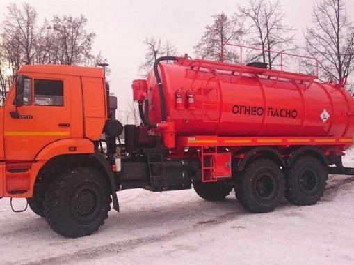 АКН-16 КАМАЗ 65111