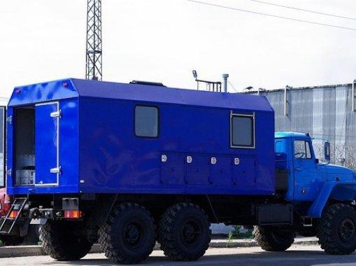 АРС Урал 4320-60Е5 (2 отсека)