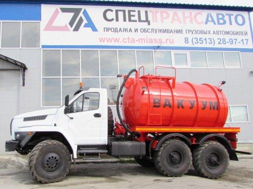 МВ-10 на шасси Урал Next