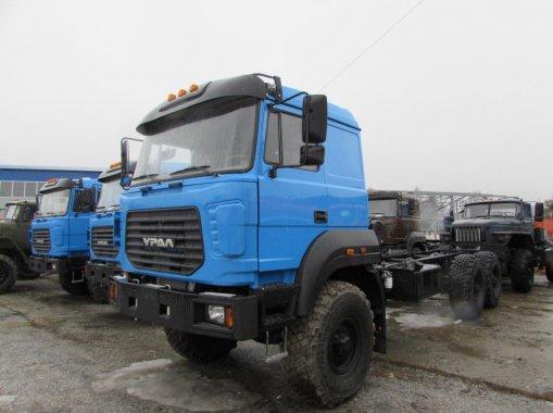 Шасси Урал 5557-4152-80Е5