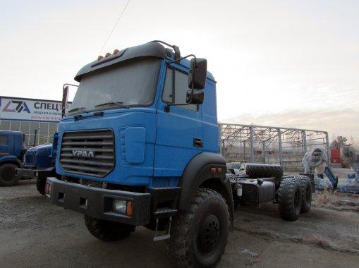 Шасси Урал 4320-82Е5