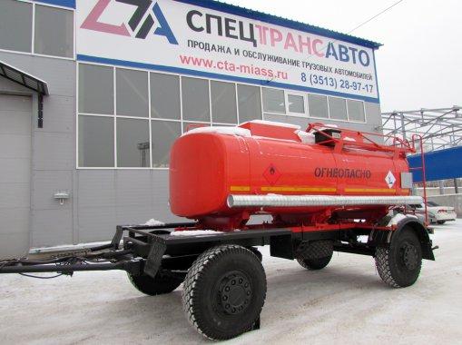 Прицеп-цистерна ПЦ-10