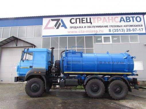 МВ-10 на шасси Урал 4320-4972-80Е5