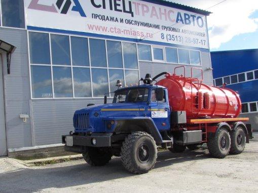 АКН-11 на шасси Урал 4320