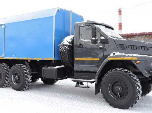 ППУА 1600/100 на шасси Урал 4320-NEXT