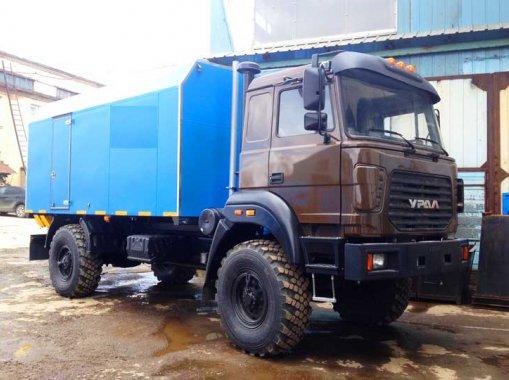 ППУА 1600/100 на шасси Урал 5557-82Е5