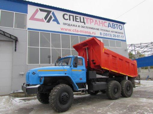 Самосвал Урал 55571-0121-60Е5