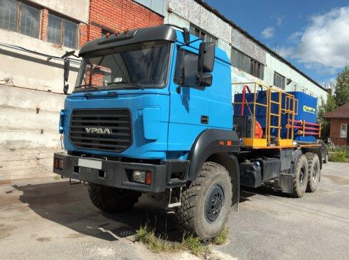 СИН-35 Урал 4320-80Е5