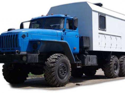 АРС Урал-4320