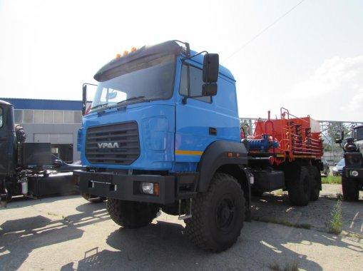 Цементировочный агрегат Урал 4320-80Е5