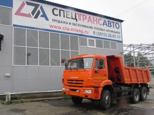 Самосвал КАМАЗ 65111-46
