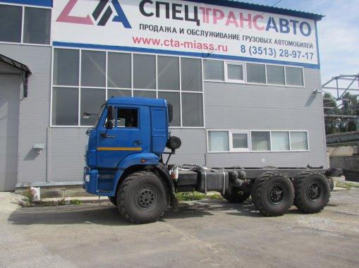 Шасси КамАЗ 43118-50