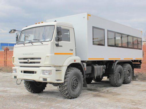 Вахтовый автобус Камаз 43118-50 (28 мест)