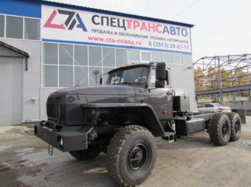 Шасси Урал 4320-1912-60Е5