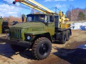 Буровая установка Урал 4320 УРБ-2А2
