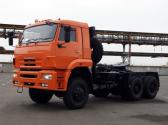 Седельный тягач КАМАЗ 65225-RG КПП ZF