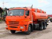АТЗ-15 на шасси КАМАЗ 65111
