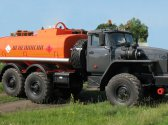 АТЗ-9 на шасси Урал 5557
