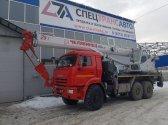 Автокран КС-55732-21 Челябинец КАМАЗ-43118