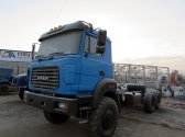 Шасси Урал 4320-4952-82