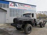 Шасси Урал 4320-70М