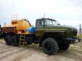 Агрегат кислотной обработки скважин СИН.37 на шасси Урал 4320