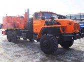 Цементировочный агрегат СИН 35.02 Урал 4320