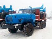 Трубоплетевоз Урал 55571