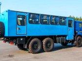 Вахтовый автобус на шасси Камаз 43118 32+2 места